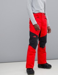The North Face Presena Snow Pant in Red - Red