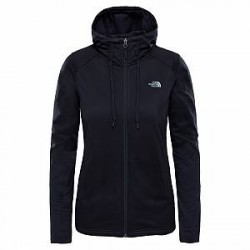 The North Face Tech Mezzaluna Hoodie Trøje - Dame