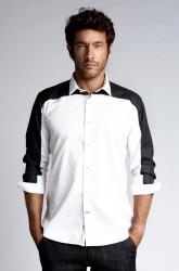 The Paneled Shirt