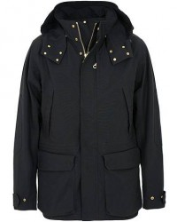 The Workers Club Shell Jacket Navy