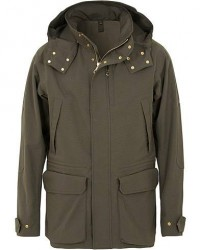 The Workers Club Shell Jacket Olive