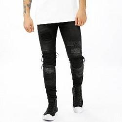 Things To Appreciate Jeans - TTA Biker Distressed