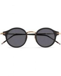 Thom Browne TB-807 Sunglasses Matte Black/Dark Grey men One size Sort