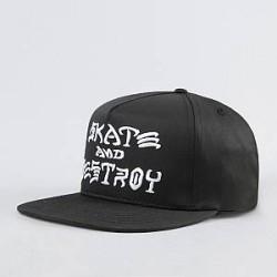 Thrasher Cap - Skate & Destroy