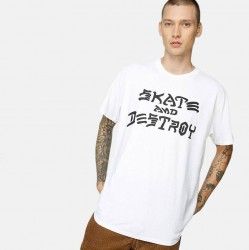 Thrasher T-shirt - Skate & Destroy