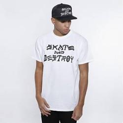 Thrasher T-shirt - Skate & Destroy