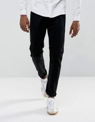 Threadbare Riley Skinny Jeans in Black - Black