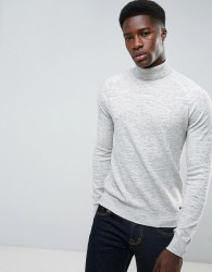Threadbare Textured Knit Jumper - Grey