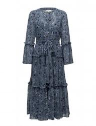 Tiered Boho Dress
