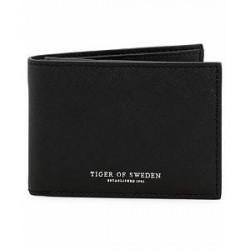 Tiger of Sweden Agata Leather Wallet Black