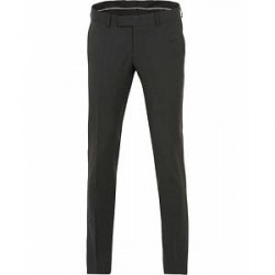 Tiger of Sweden Gordon Wool Trousers Dark Grey