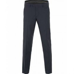 Tiger of Sweden Gordon Wool/Cotton Suit Trousers Navy