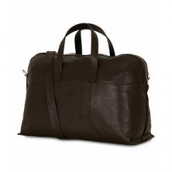 Tiger of Sweden Hallings Leather Weekendbag Brown