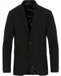 Tiger of Sweden Henrie Wool Stretch Blazer Black men 48 Sort