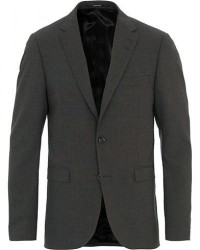 Tiger of Sweden Henrie Wool Stretch Blazer Grey men 50 Grå