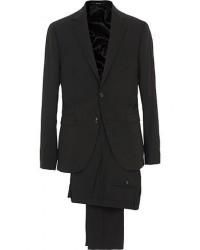 Tiger of Sweden Henrie Wool Stretch Suit Black men One size Sort