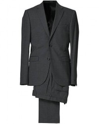 Tiger of Sweden Henrie Wool Stretch Suit Grey men One size Grå