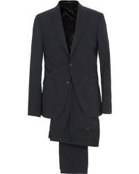 Tiger of Sweden Henrie Wool Stretch Suit Navy men One size Blå