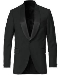 Tiger of Sweden Janson Tuxedo Shawl Collar Blazer Black men 56 Sort