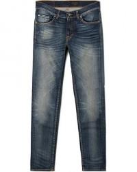 Tiger of Sweden Jeans Evolve Pendulum Jeans Mid Blue men W32L34 Blå