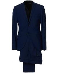 Tiger of Sweden Jil Wool Stretch Suit Blue men One size Blå