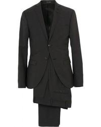 Tiger of Sweden Jil Wool Suit Dark Grey men One size Grå