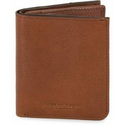 Tiger of Sweden Marval Leather Wallet Brown
