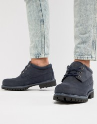 Timberland x Engineered Garments Oxford Brogues In Navy - Black