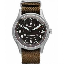 Timex Camper MK1 Aluminum Silver/Black Dial