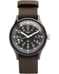 Timex Camper MK1 Black/Black Dial men One size Sort