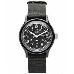 Timex Camper MK1 Military Grossgrain Black
