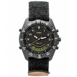 Timex NSN-1K Limited Edition Black Dial