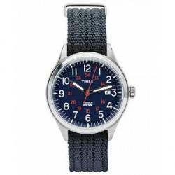 Timex Waterbury United Ballistic Nylon Blue