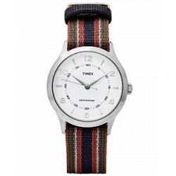 Timex Whitney Village Dirty Washed Exclusive Grossgrain