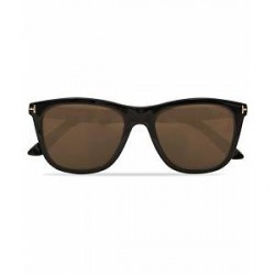 Tom Ford Andrew FT0500 Sunglasses Black/Roviex