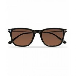 Tom Ford Arnaud FT0625 Sunglasses Shiny Black/Brown