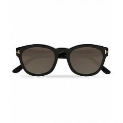 Tom Ford Bryan FT0590 Sunglasses Shiny Black
