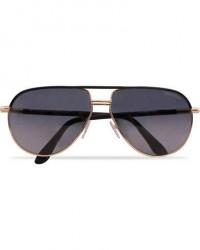 Tom Ford Cole FT0285 Sunglasses Rose Gold/Black men One size Guld,Sort