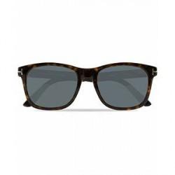 Tom Ford Eric FT0595 Sunglasses Dark Havana/Smoke