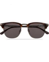 Tom Ford Henry FT0248 Sunglasses Havana men One size Brun