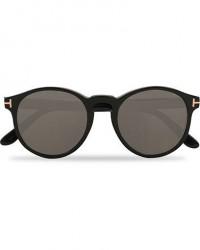 Tom Ford Ian FT0591 Sunglasses Shiny Black men One size Sort