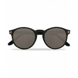 Tom Ford Ian FT0591 Sunglasses Shiny Black