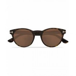 Tom Ford Palmer FT0522 Sunglasses Dark Havana/Brown