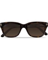 Tom Ford Snowdon FT0237 Sunglasses Havana men One size Brun