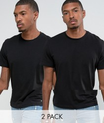 Tom Tailor 2 Pack T-Shirt SAVE - Multi