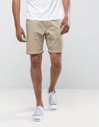 Tom Tailor Chino Shorts - Beige