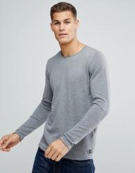 Tom Tailor Jumper In Light Grey - Grey