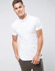 Tom Tailor Polo Shirt - White