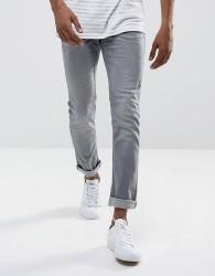 Tom Tailor Skinny Jeans In Grey Wash - Grey