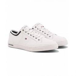 Tommy Hilfiger Harrington Leather Sneaker White